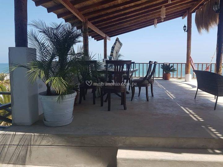 Casa de Playa en Caleta Grau