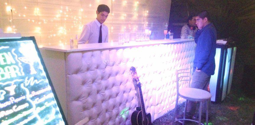 El sonido del Bar