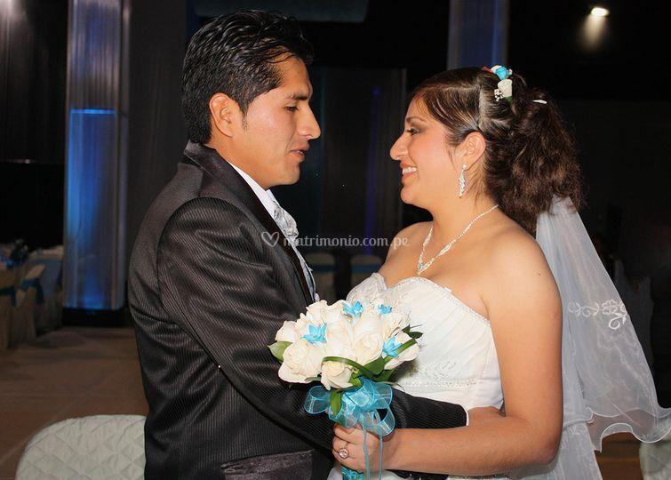 Matrimonio de Ángel & Nadia