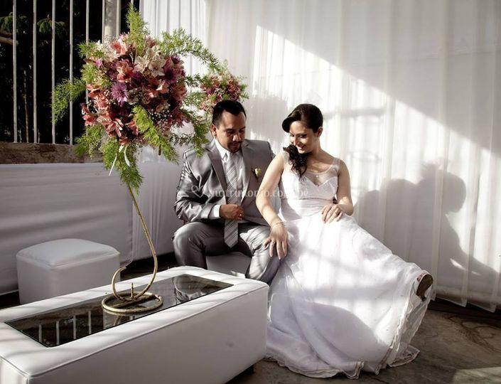 Espacio perfecto para su boda