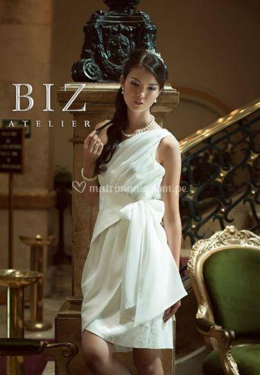 Vestido greek - novia civil
