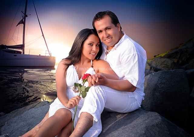 Cynthia y Daniel
