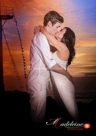 Patricia y Liam pre boda