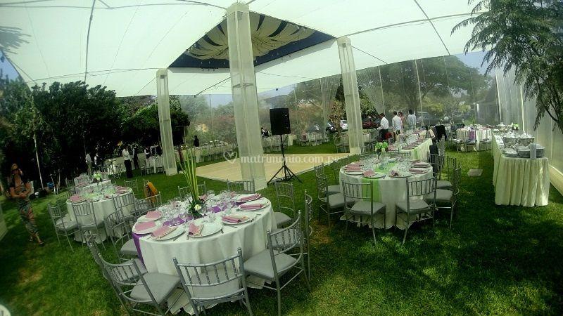 El Oasis de Pachacamac de Andina Eventos & Buffets