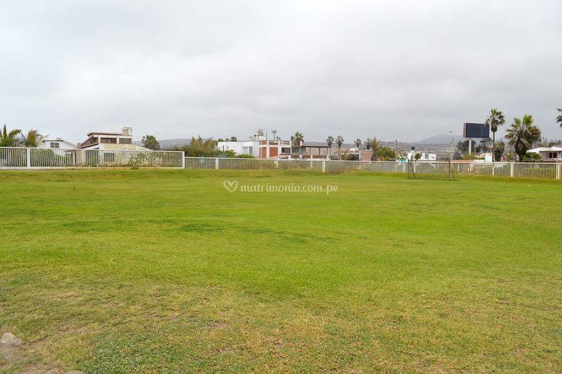 Cancha de fútbol