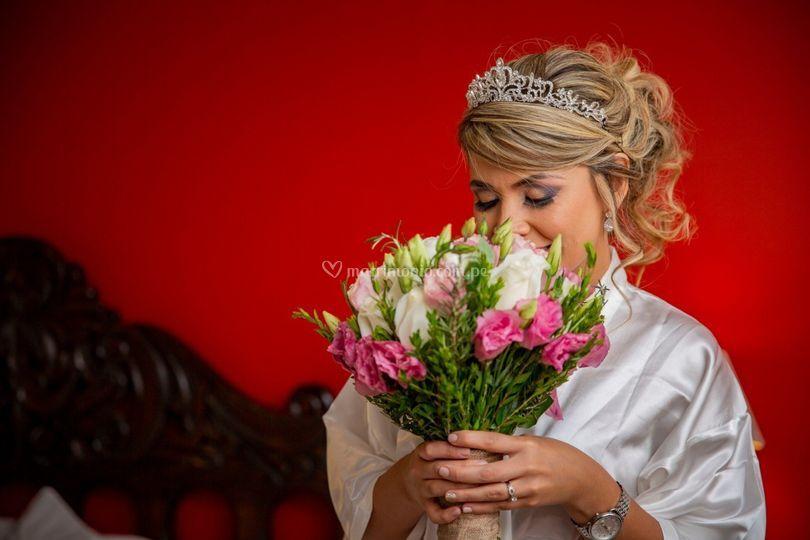 Bouquet y accesorios