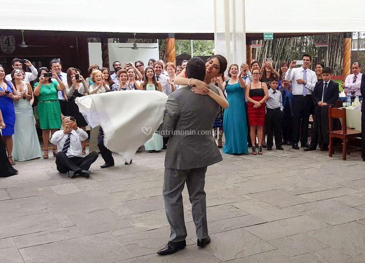 Matrimonio en la Molina