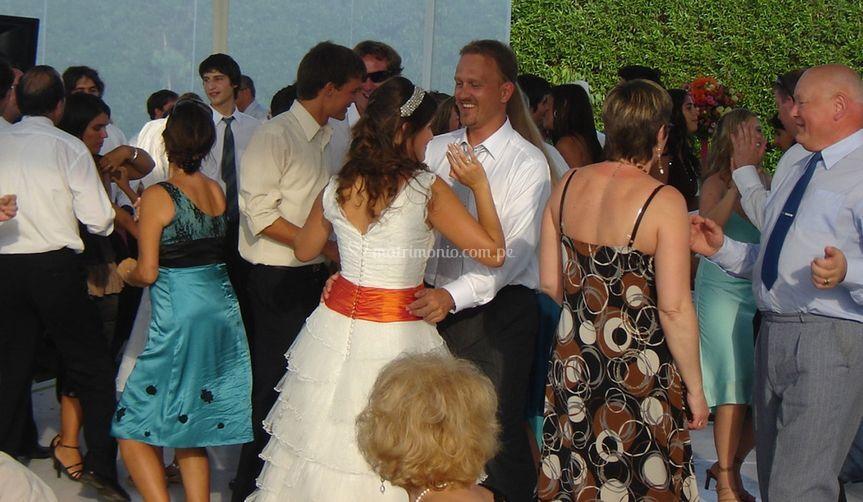 Matrimonio Chorrillos