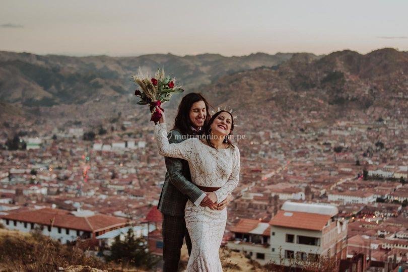Caro & Sebas Cusco