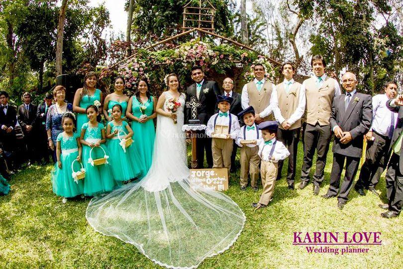 Full Wedding - Jorge & Keyla