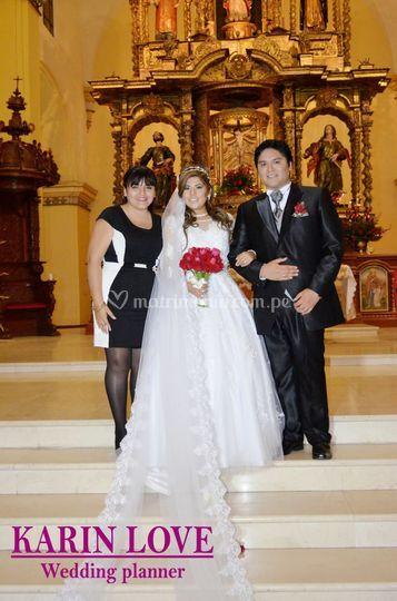 Full Wedding - Pierre & Kathy