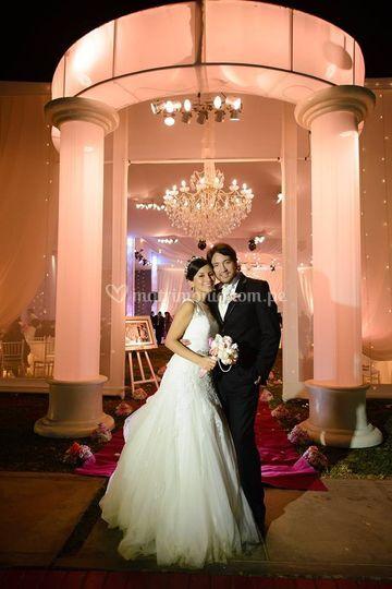 Wedding Day - Carlo & Brenda