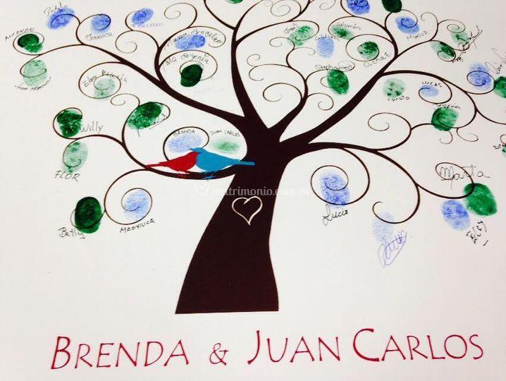 Brenda & JuanCa