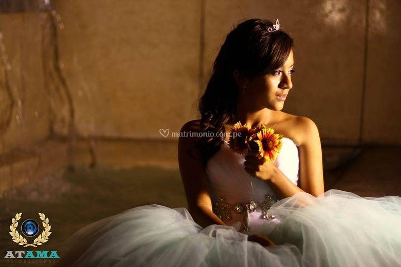 Preciosa princesa