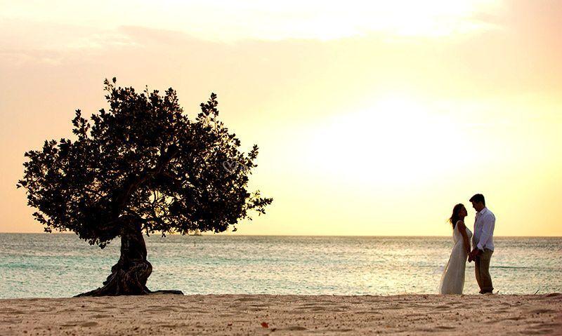 Playas románticas