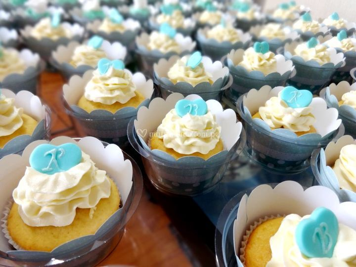 Cupcakes iniciales