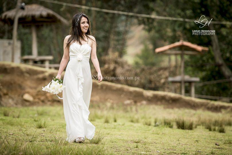 Post-boda en Otuzco