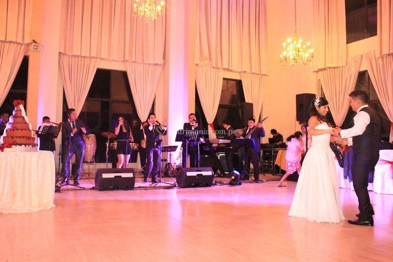 Primera canción de la boda