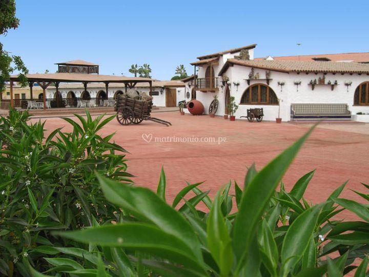 Casona de Villa