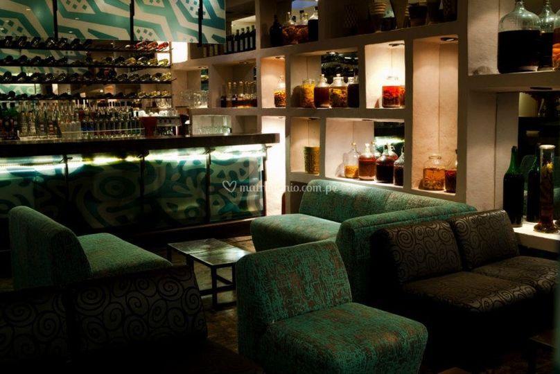 Bar - salón principal