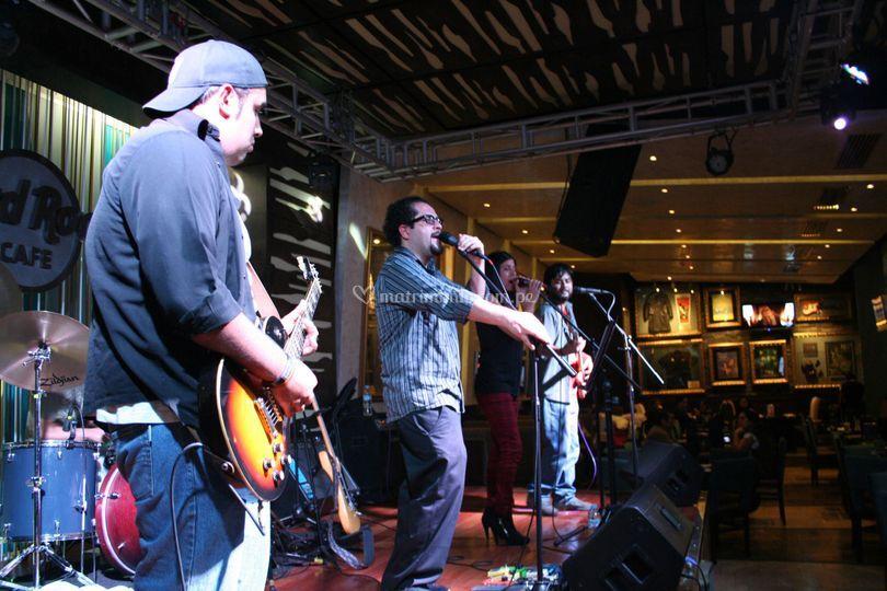 Evento Hard Rock Café