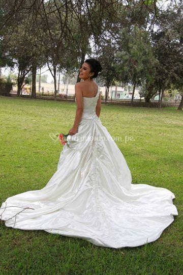 Vestido Ivory