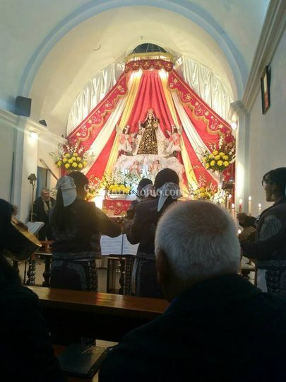 Mariachi Reyna de Guadalupe