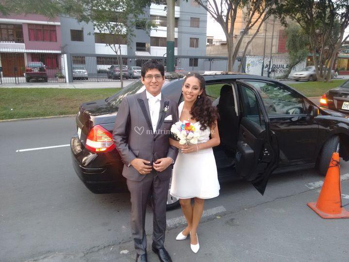 Matrimonio Lucía & Beto