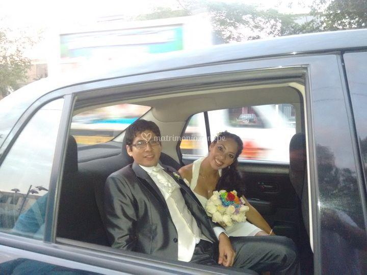 Matrimonio Beto & Lucía