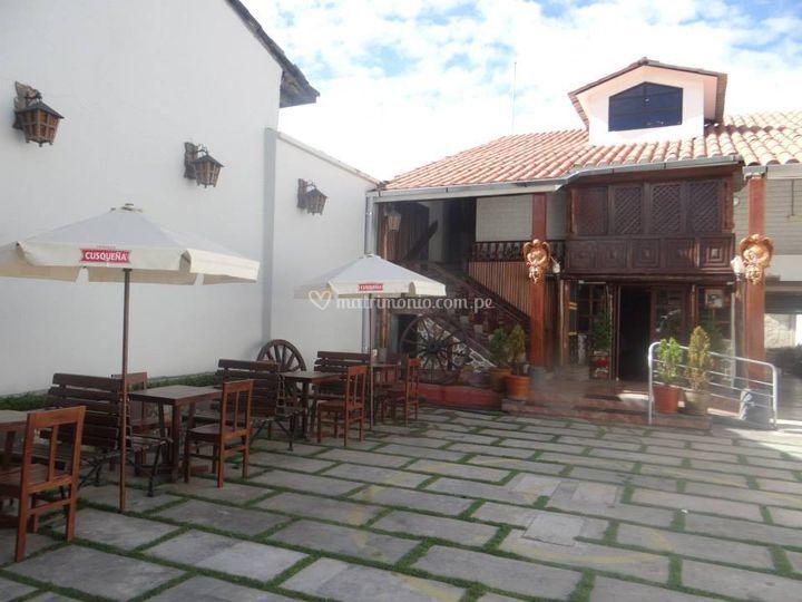 Restaurant turístico