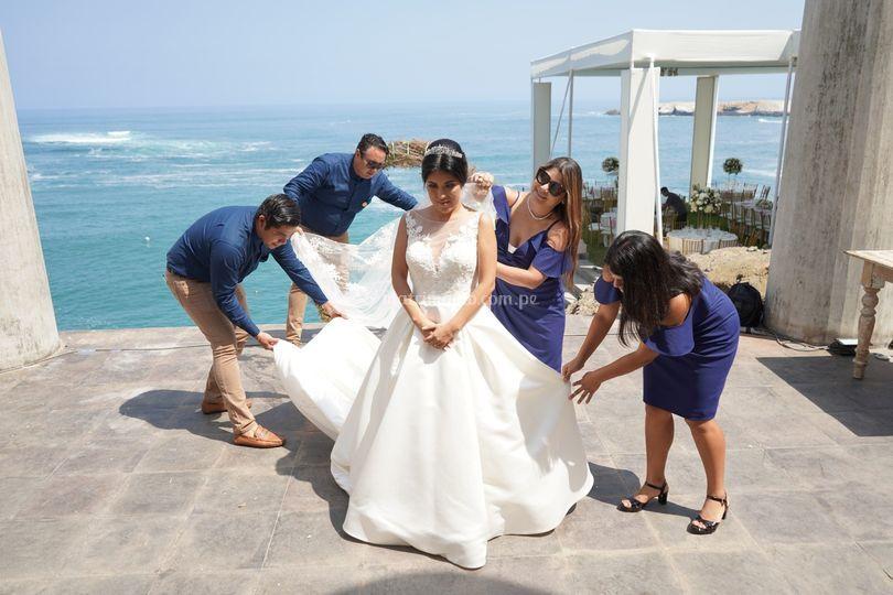 Marilú Mercedes Wedding Planner