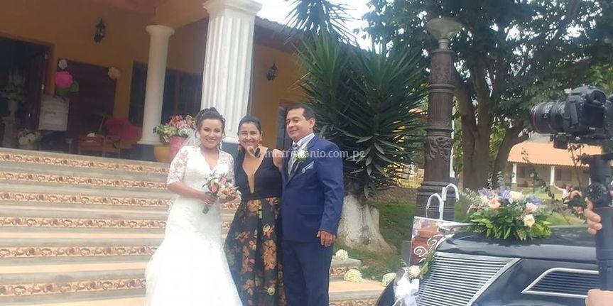 Edu & Cris boda en Huánuco