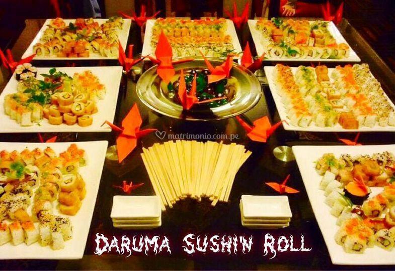 Daruma Sushi´n Roll