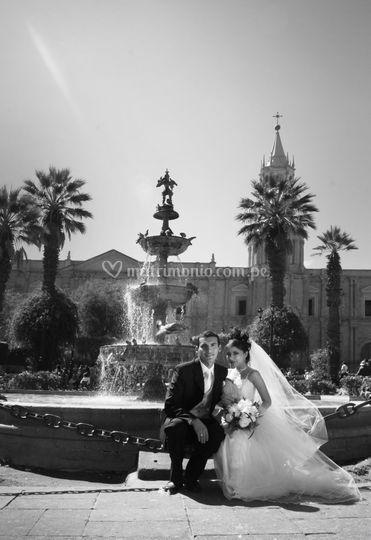 Sesión boda / delia y hipolito