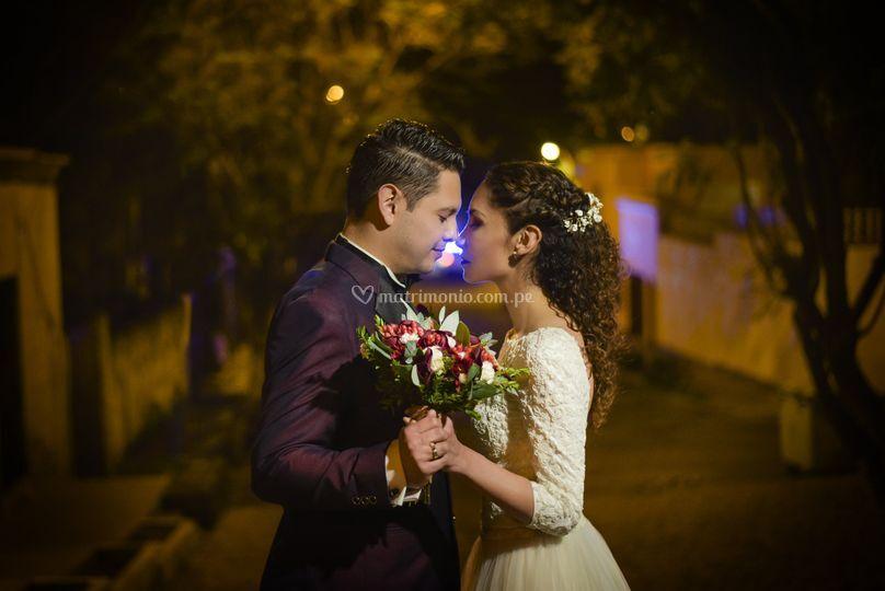 Alejandro  y Maria Jose