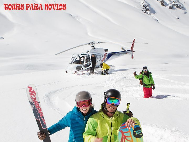 Full diversion en Valle Nevado