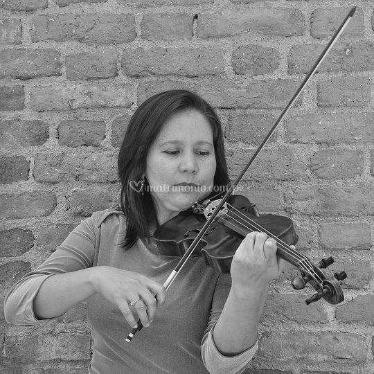 Ma carolina bermúdez, violín