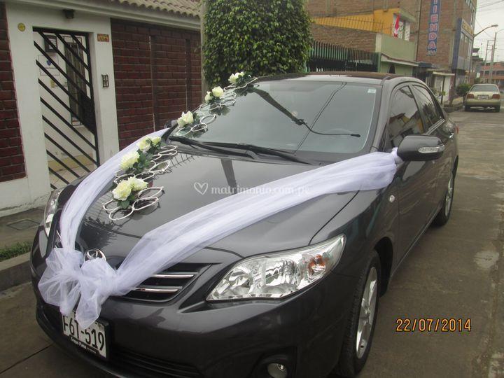 Auto de calidad