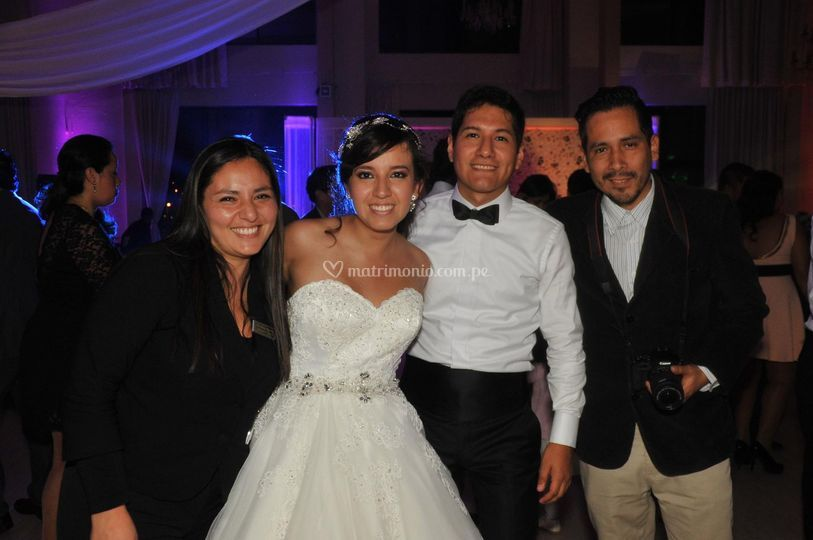 Pierina y Jorge
