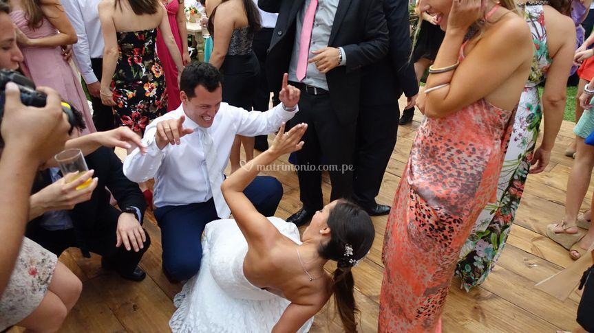 Matrimonio Chaclacayo