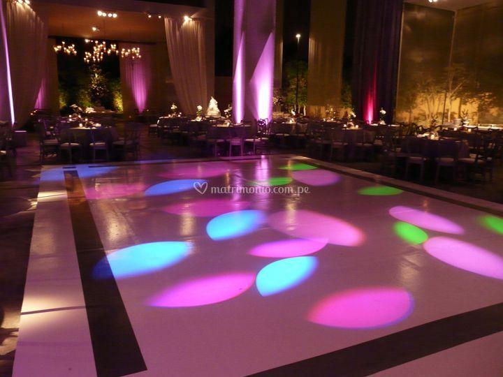 Matrimonio Golf Los Inkas