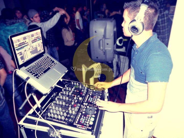 Música, sonido, DJ