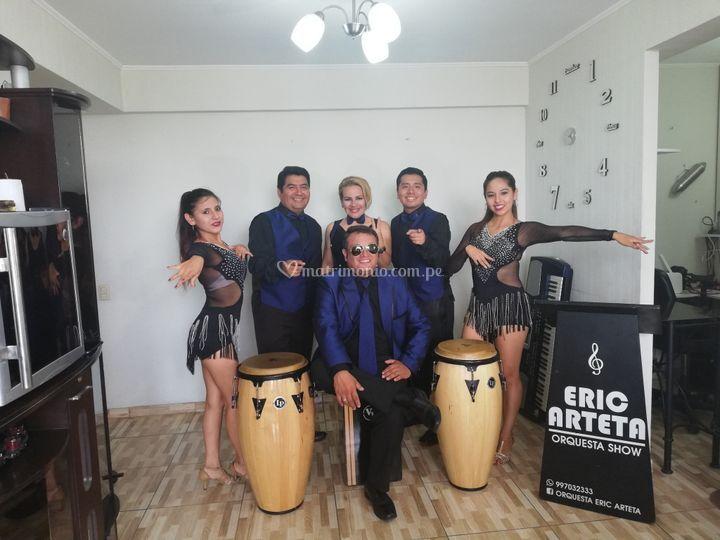 6 integrantes