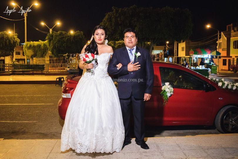 Brenda y Juan