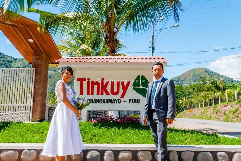 Matrimonio en Tinkuy Perené