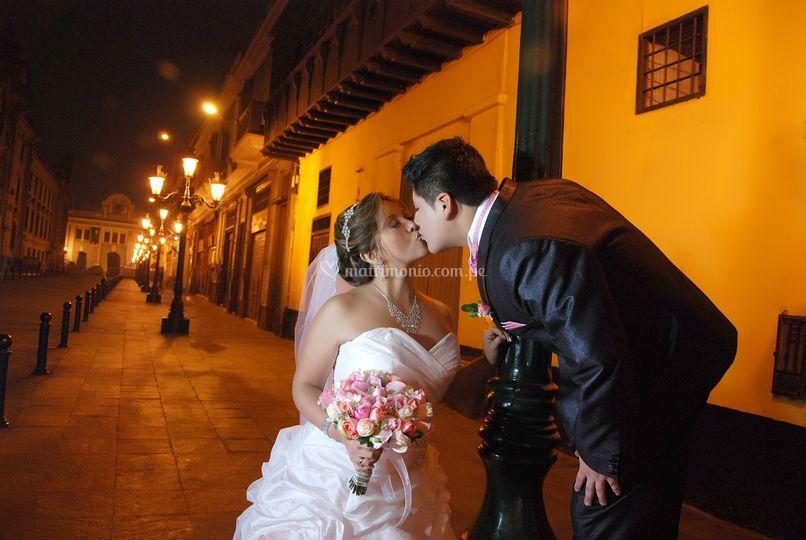 Matrimonio Magaly y Gerardo