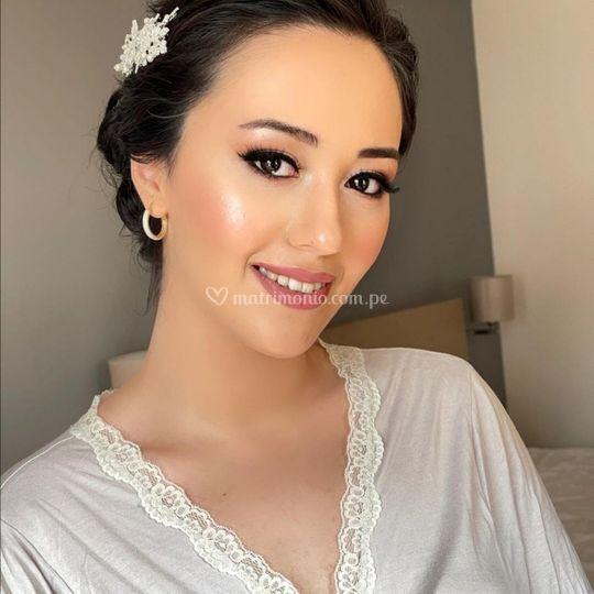 Zorkha Alexandrova Make Up