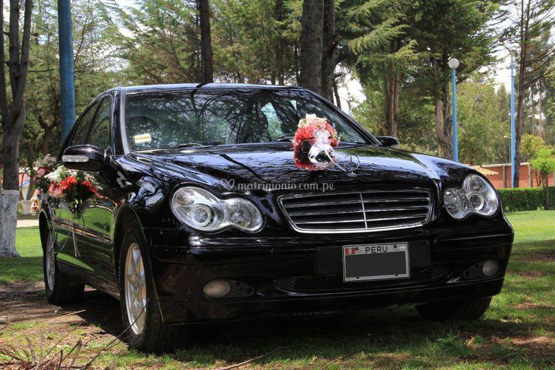 Elegante auto