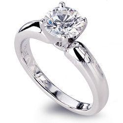 Sortija con diamante