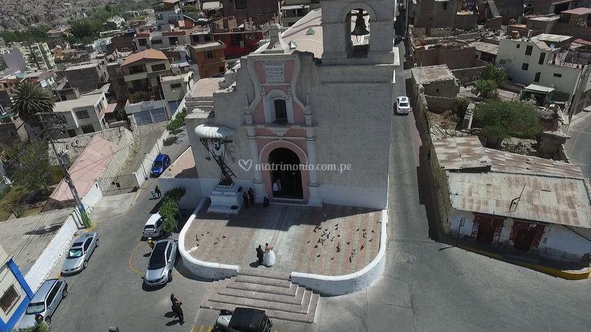 Iglesia de sachaca